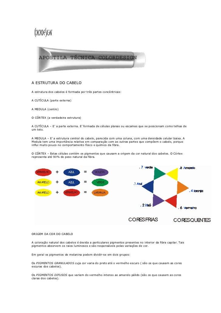 apostila colorimetria