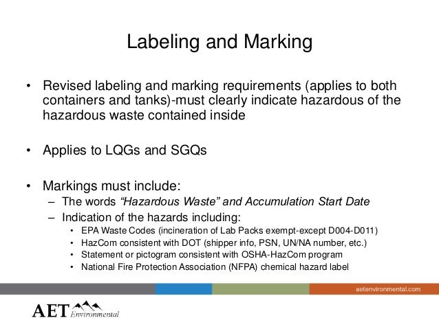 definition of hazardous waste pdf