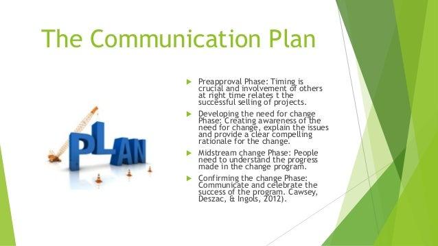 AET/560 Communication Plan Slide 2