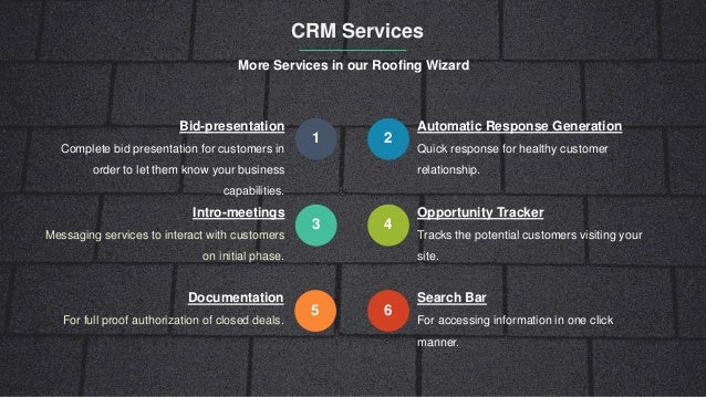 CRM Services More Services In Our Roofing . Sc 1 St Memphite.com