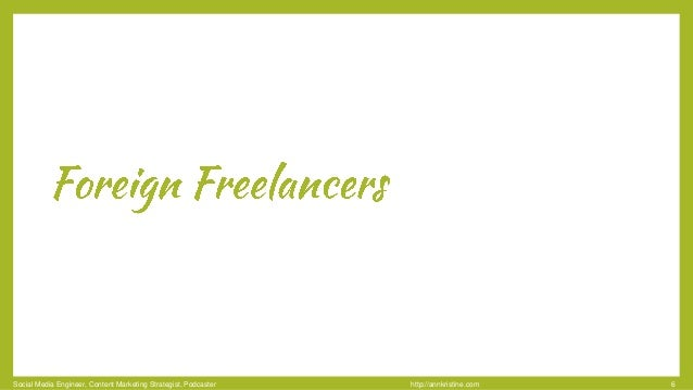 http://annkristine.comSocial Media Engineer, Content Marketing Strategist, Podcaster 7