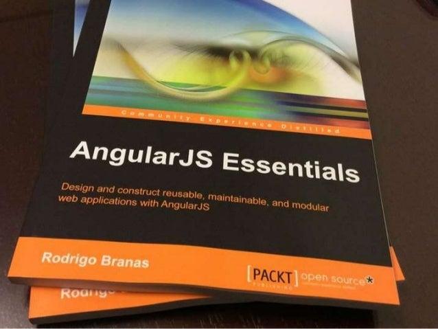 A evolução do AngularJS Slide 3