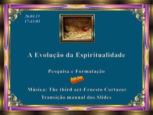 """Com base no conto """"A Galinha afetuosa"""", do livro Alvorada Cristã, pelo Espírito Neio Lúcio. Conta-nos assim o autor. Genti..."""