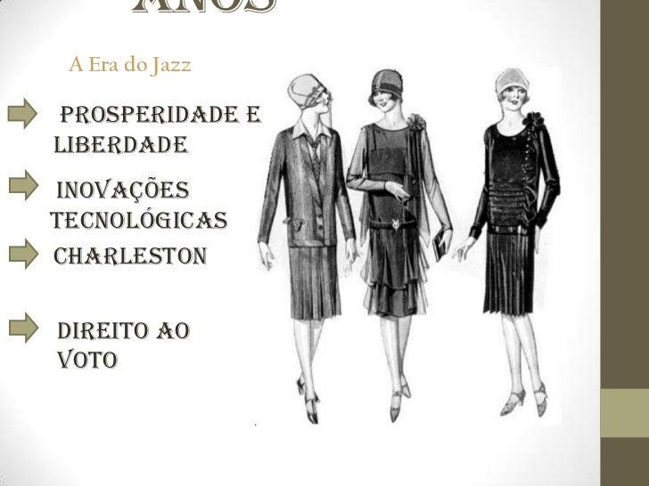 A evolução da moda Slide 3