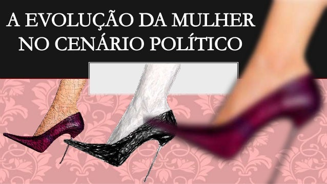 O presente estudo se cercou de uma metodologia que  visa mostrar o crescimento da participação política  da mulher numa so...