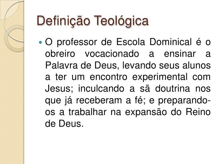 Mensagem Para Os Professores Do Ministério Infantil: A Excelência Do Professor Da Escola Dominical