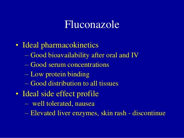 Diflucan Side Effects Liver