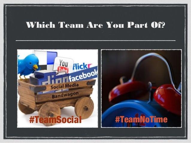Utilising Social Media for Leadership and Outcomes Slide 3