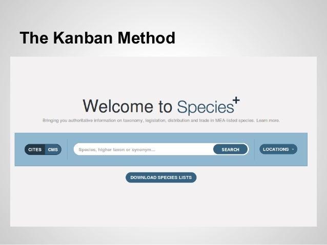 The Kanban Method