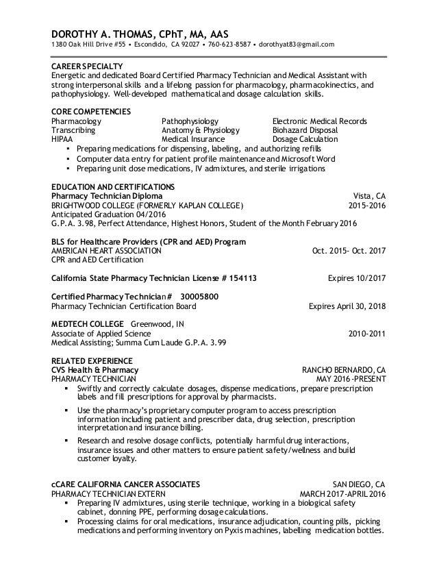 Dorothy Resume July 2016