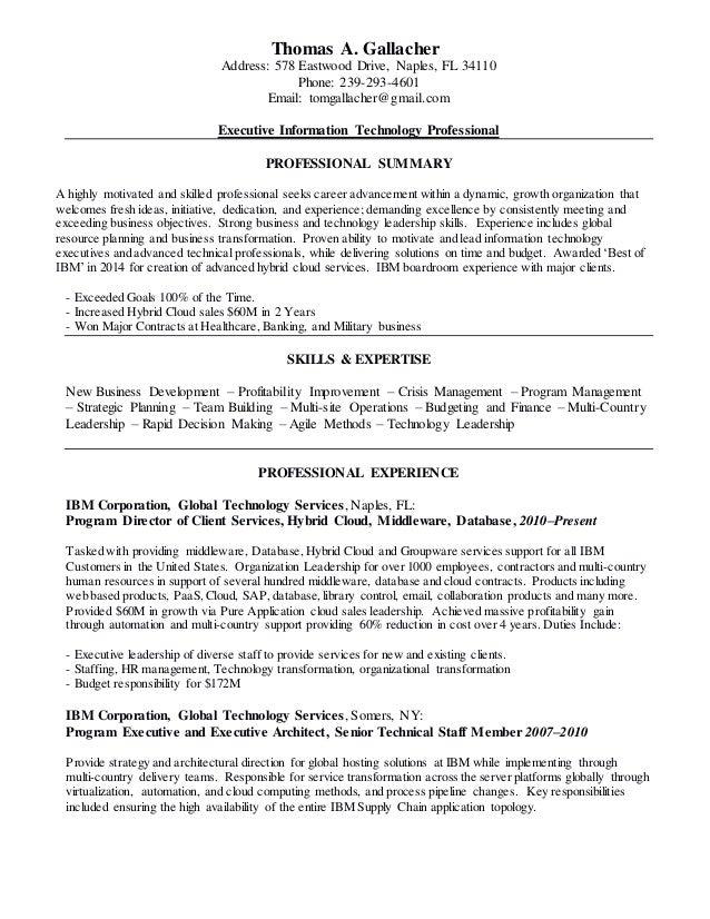 Gallacher T Resume 090716