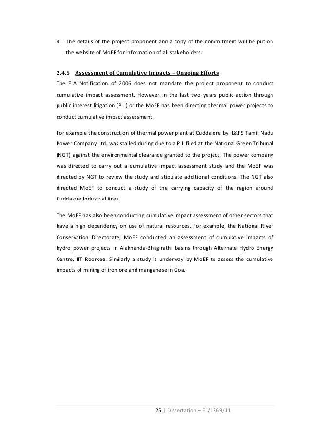 Dissertation on construction law