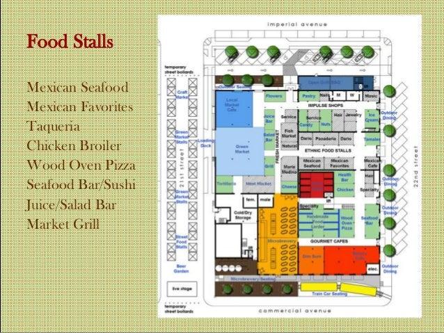 Ballpark hill public market for Juice bar floor plan