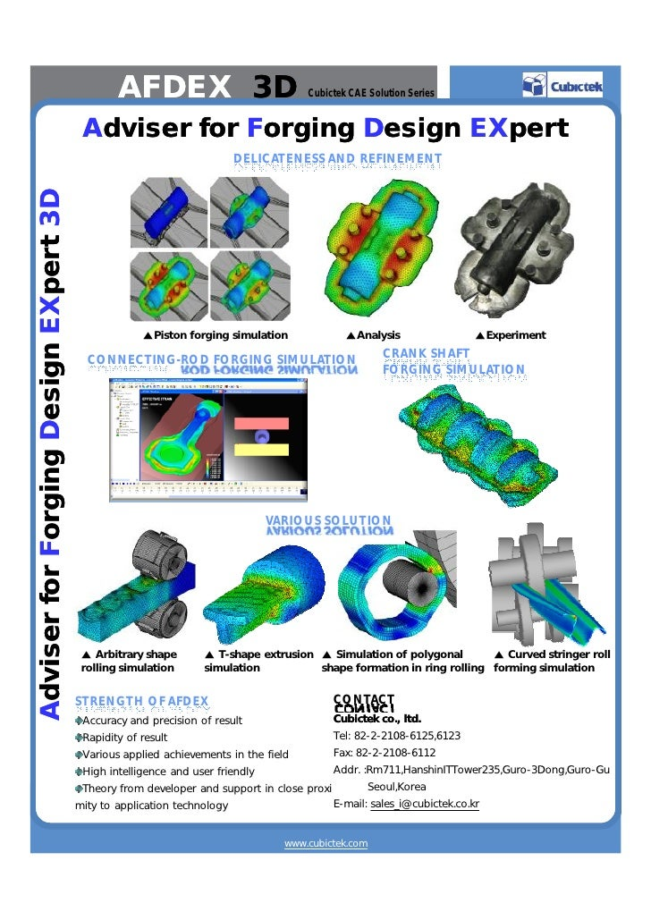 Forging Simulation Software free download