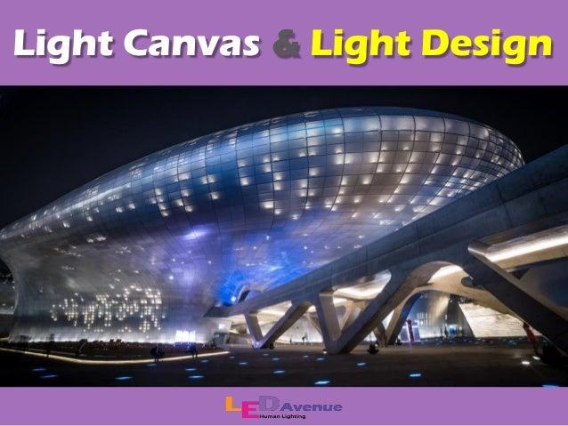 & Light DesignLight Canvas