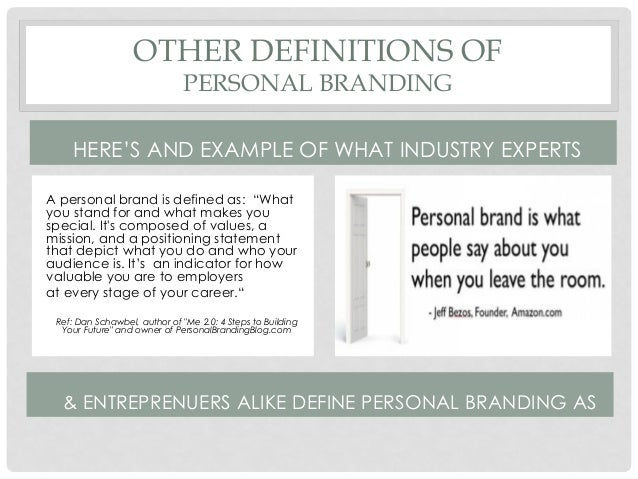 personal branding and your resume 1 7 16 final