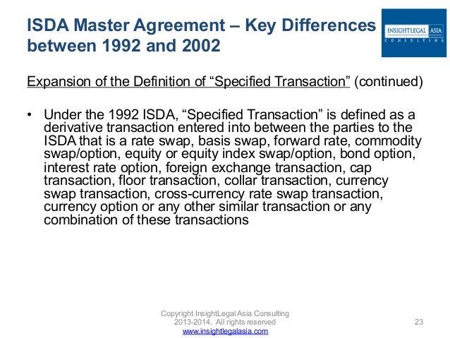 1992 Isda Master Agreement Epub Download