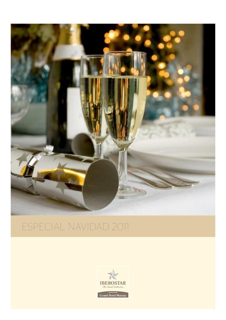 ESPECIAL NAVIDAD 2011               Grand Hotel Mencey