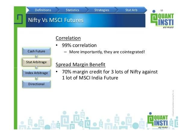 Arbitrage trading strategies india