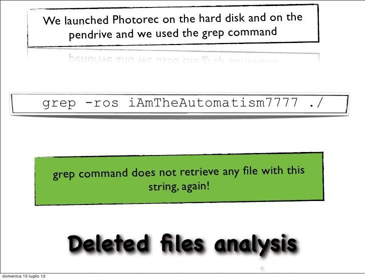 A false digital alibi on Mac OS X