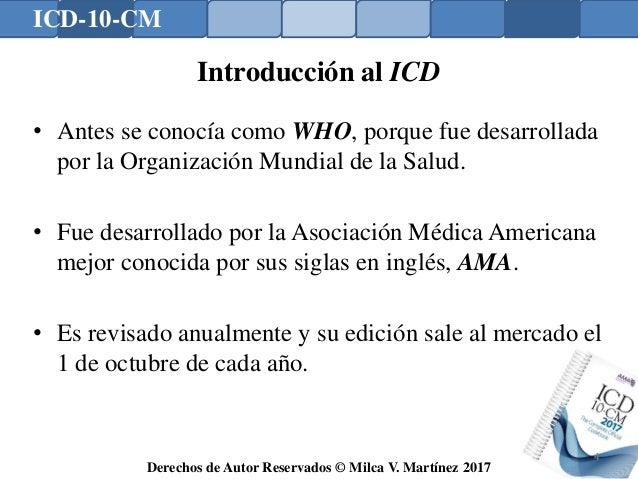 Icd 9 2013 codificación directrices