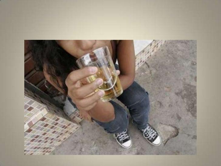 Antidepressivos de bebida parados