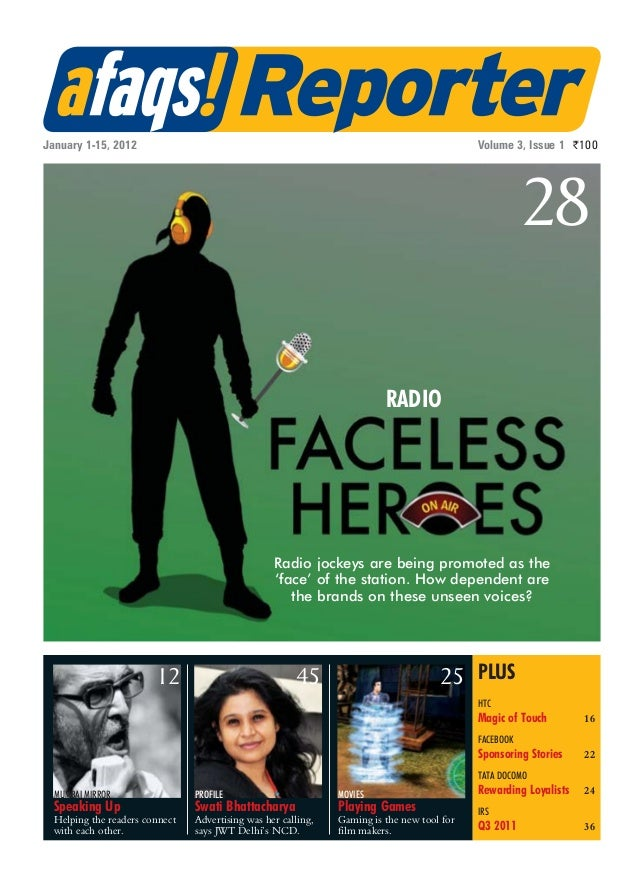 January 1-15, 2012                                                                          Volume 3, Issue 1 ` 100       ...