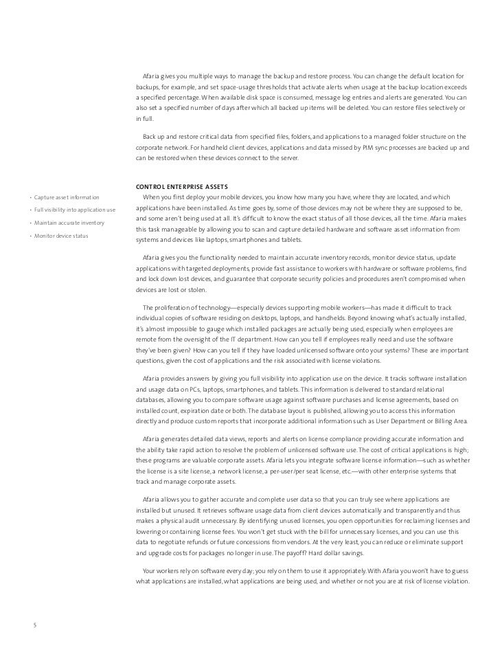 technical white paper examples