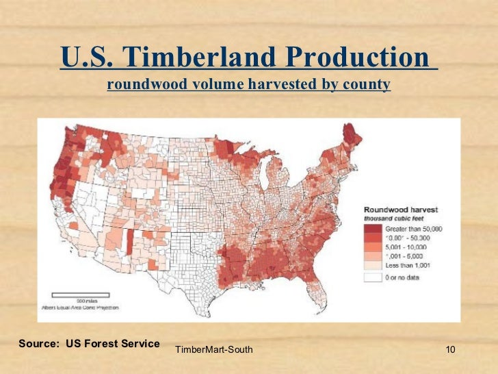 Timber MartSouth Emerging Markets - Us lumber industry map 1900