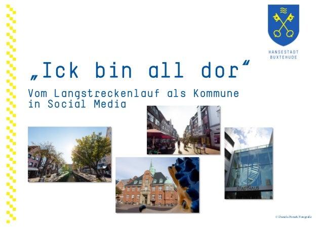 """Ick bin all dor"" Vom Langstreckenlauf als Kommune in Social Media © Daniela Ponath Fotografie"