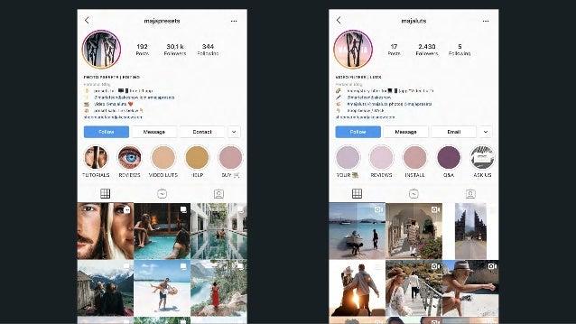 Ist meine Marke mobile only? Instagram bietet in der großen Tiefe und Komplexität von Content und Kanälen eine unglaublich...