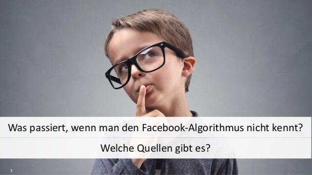 Die Facebook Algorithmen – Nackt und in Farbe #AFBMC Slide 3