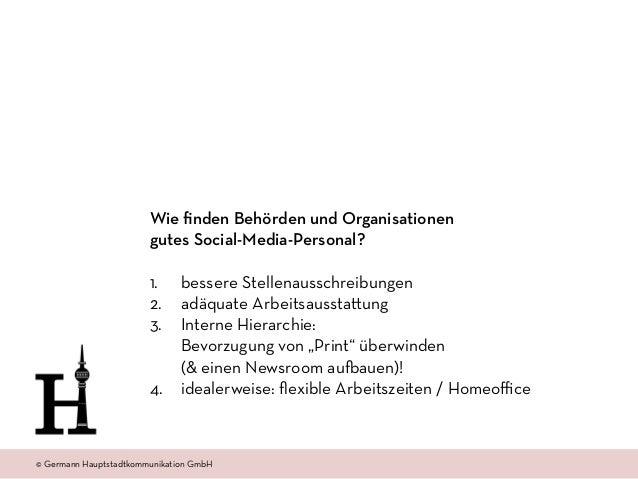© Amt 2.0 Akademie www.amtzweinull.com © Germann Hauptstadtkommunikation GmbH Wie finden Behörden und Organisationen  gute...