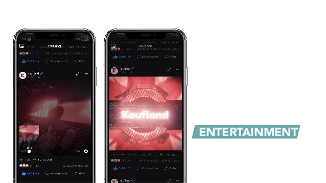 v 30 Facebook Instagram • In-Story-Ads • In-Feed-Ads • IGTV • Dynamic Product Ads • Carousel Ads • Post Push Eine Story CO...