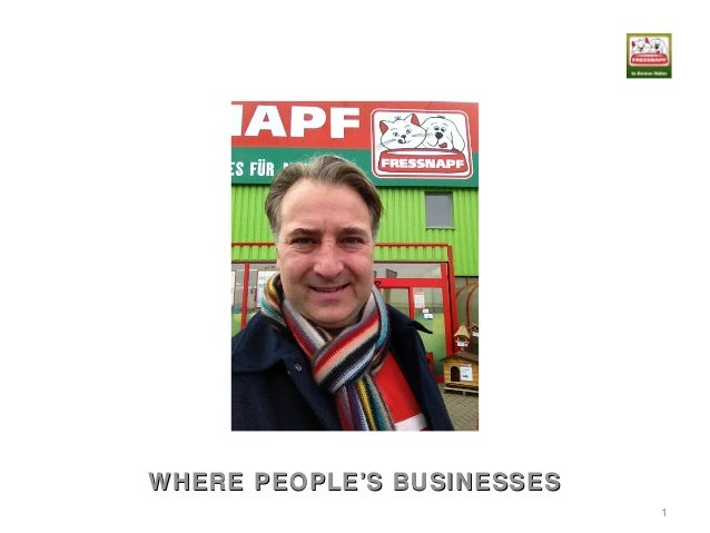 1 WHERE PEOPLE'S BUSINESSESWHERE PEOPLE'S BUSINESSES