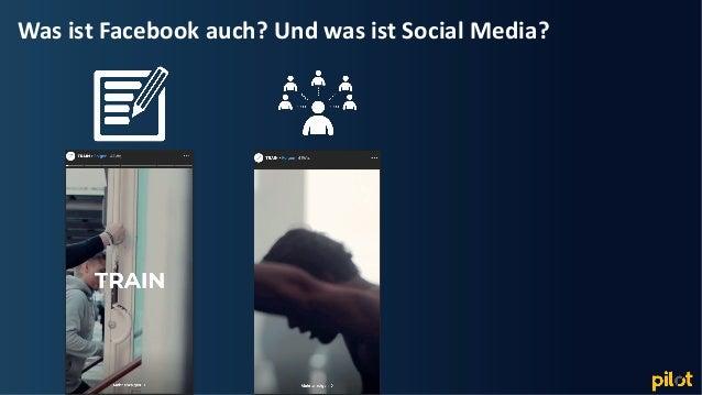Hamburg Was ist Facebook auch? Und was ist Social Media?