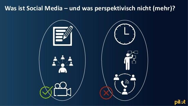Hamburg Was ist Social Media – und was perspektivisch nicht (mehr)?