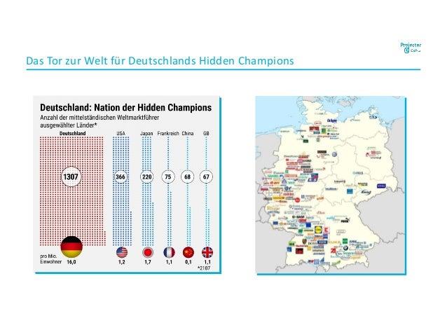 Das Tor zur Welt für Deutschlands Hidden Champions
