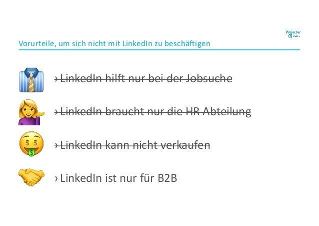 ›LinkedIn hil, nur bei der Jobsuche ›LinkedIn braucht nur die HR Abteilung ›LinkedIn kann nicht verkaufen ›LinkedIn ist nu...