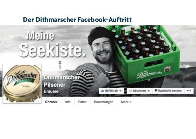 Der Dithmarscher Facebook-Auftritt