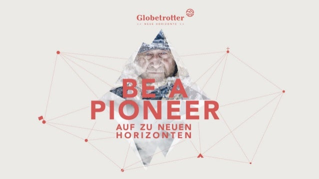VON INSTAGRAM ZUM PLAKAT Die erste Social First Kampagne von Globetrotter