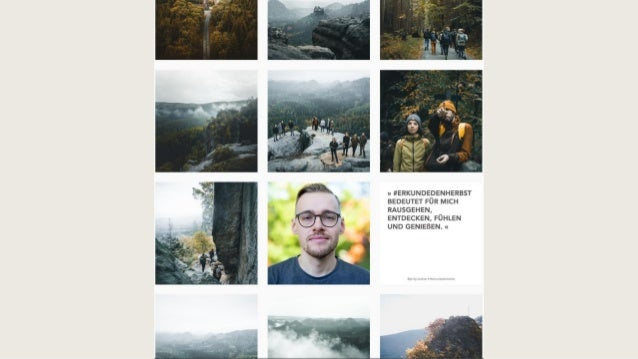 Von Instagram zum Plakat. Die erste Social First Kampagne von Globetrotter.