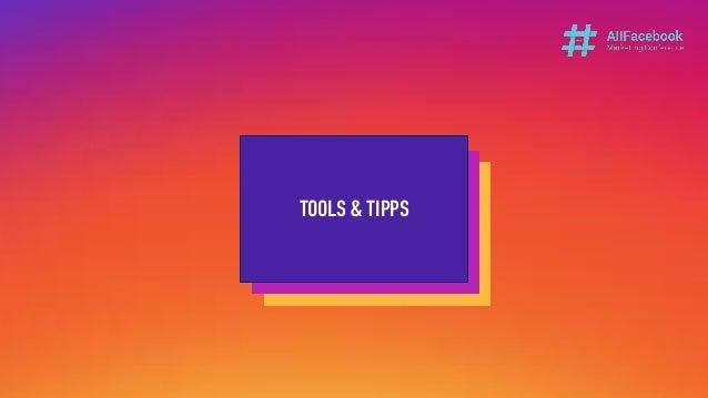 TOOLS & TIPPS