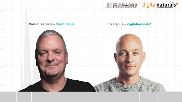Lutz Hanus – digitalnaturals*Martin Bieberle – Stadt Hanau