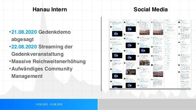 Von der Krise in die Krise aus der Krise - Social Media & Krisenkommunikation für eine Stadt im Ausnahmezustand #AFBMC