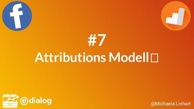 @Michaela Linhart #7 Attributions Modell