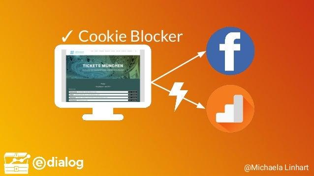 @Michaela Linhart ✓ Cookie Blocker