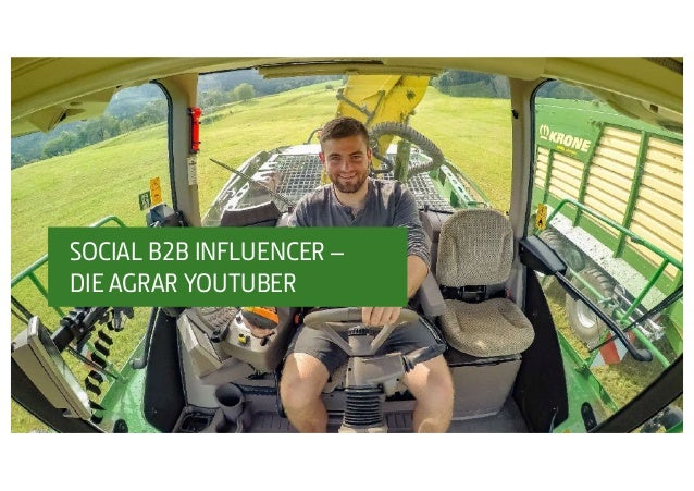 CORPORATE INFLUENCER – DIE TRACTOR BROTHERS