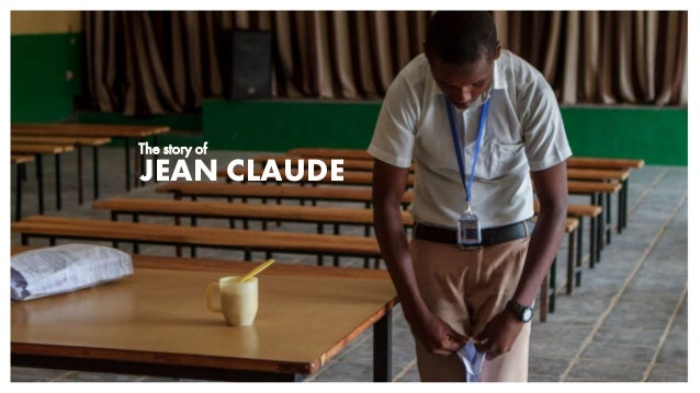 JEAN CLAUDE The story of