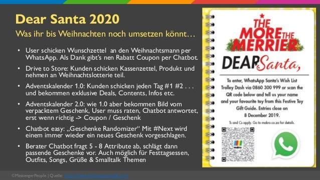 WhatsApp 2020!? Das Messenger Marketing Update - was ihr 2020/21 umsetzen könnt. #AFBMC
